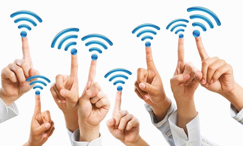 بهترین راه جمع آوری شماره مشتریان برای تبلغ کسب و کار خود از طریق دادن وای فای رایگان به مشتری